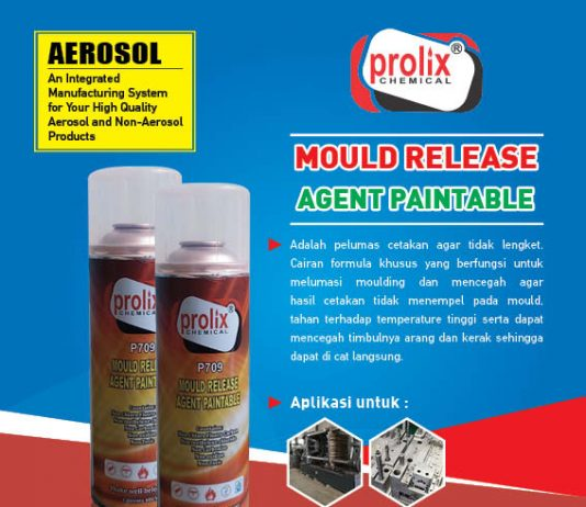 Mould Release Agent Paintable