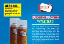 CLEAR INSULATING VARNISH