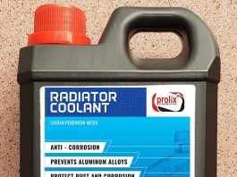 Air Radiator coolant