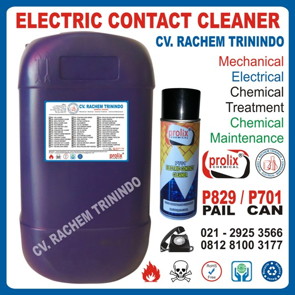 Eletric Contac Cleaner | Panel Listrik Contactor Breaker