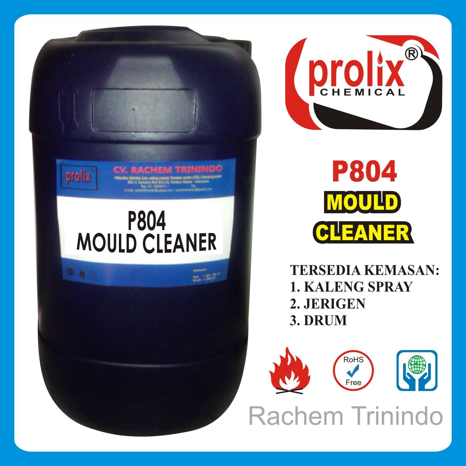 Mould  Cleaner | Pembersih Cetakan Pada Mould Dari Arang Minyak Oli Grease