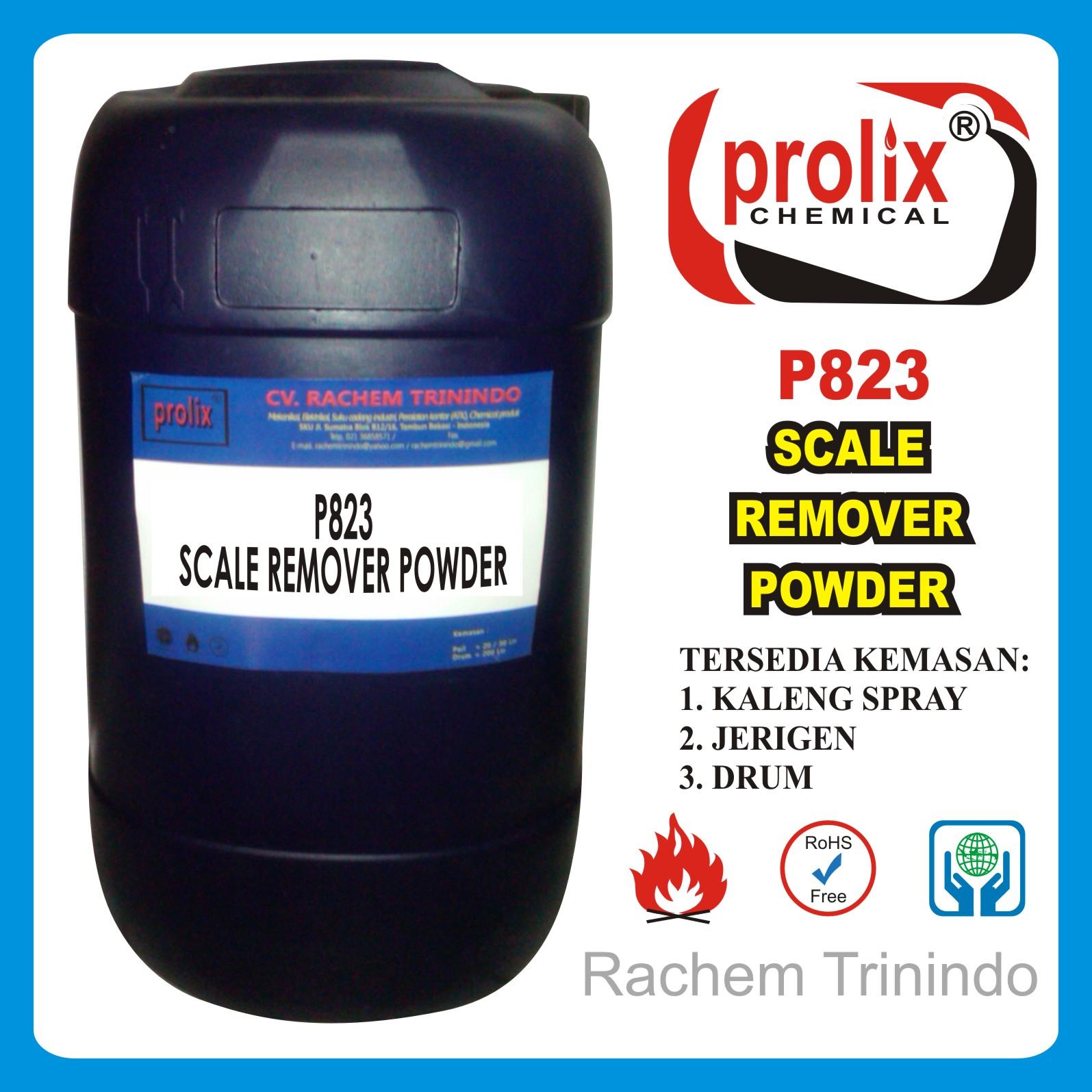 Jual Scale Remover Boiler Cooling Tower Lantai Industri Pipa Saluran Air Cooler