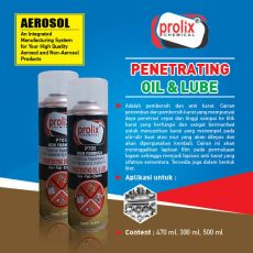 Penetrating oil / WD 40