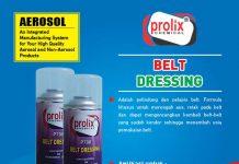 BELT DRESSING - CAIRAN PELUMAS PERAWATAN PENCEGAH SLIP FAN