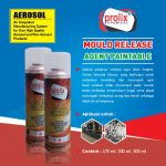 Mould Release Agent Paintable Melumasi anti lengket plastik