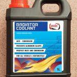 Air Radiator - pendingin suhumesinagar tidak terjadi overheating.