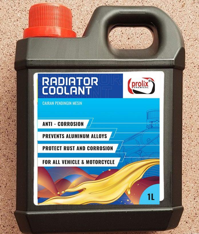Air Radiator coolant